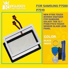 "Buy New P7500 Touch Screen Digitizer Samsung Galaxy Tab 10.1"" P7500 P7510 Touch Sensor Glass Lens Panel Tools for $12.10 in AliExpress store"