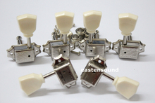 "Deluxe ""Kluson""style WJ-44 Vintage Style 3+3 electric guitar tuners(China)"