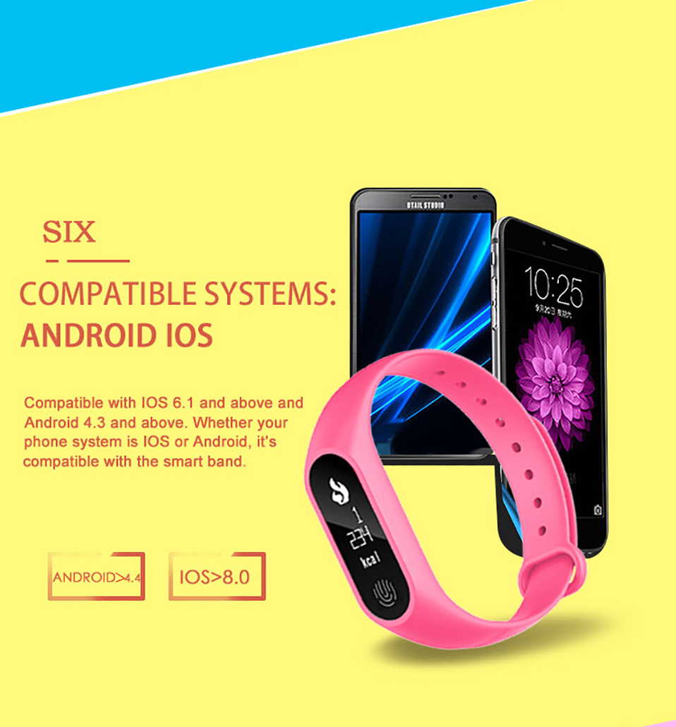 M2 plus smart wristband (10)