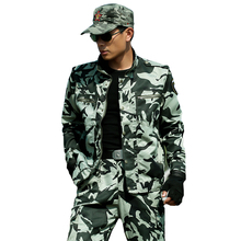 Buy Army Uniforms Tactical Jacket + Pant Military Clothes Men Sniper SWAT Camouflage Protection Special Forces Soldier CS Cargo Suit for $59.00 in AliExpress store