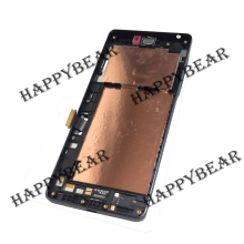 Original LCD Display Screen+ Touch Screen Housing A Face Frontal shell Middle Frame Assembly Replacement For InFocus M510 M510T