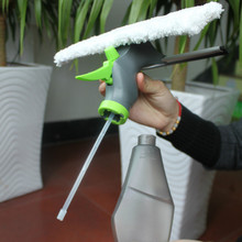 Glass Cleaner Spray Type Brushes Cleaning Airbrush Glass Wiper Window Brush Cleaner Car Window Washing Tool YL873343