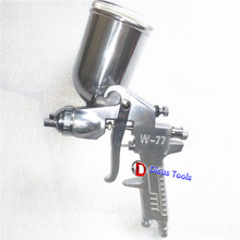 High Atomized Spray Gun Nozzle 2.0/2.5/3.0mm Pneumatic Paint Gravity High-pressure Spray Gun Air Tools