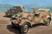 Out of print product! ITALERI IT7024 VOLKSWAGEN KDF 1 TYP 82 KUBELWAGEN KIT 1:72 MODELLINO MODEL