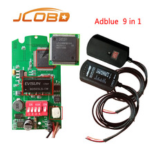 Adblue 8 in 1 8in1 update to Adblue 9 in 1 9in1 Universal NOT NEED ANY SOFTWARE 9in1 AdBlue Emulator Box for multi-brands trucks