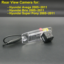 Car Rear View Camera for Hyundai Avega Brio Super Pony 2005 2006 2007 2008 2009 2010 2011 Wireless Reversing Parking Camera CCD