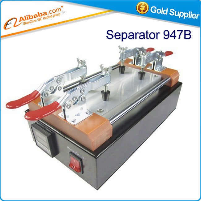 Russian tax-free LY 947B 7 Mobile LCD Touch Screen Separator Refurbishment Machine Bakelite Cellphone Screen<br><br>Aliexpress