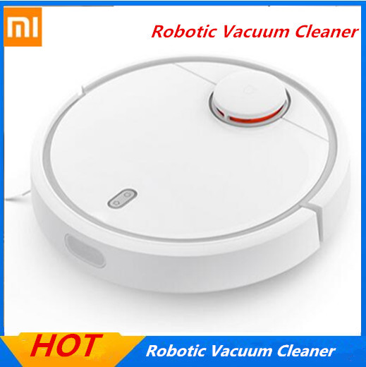 3 year warranty Original Xiaomi Sweeping Robot Intelligent Robot Household Smart Automatic Efficient Vacuum Cleaner APP Control(China)