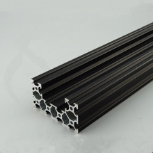 4080U aluminum extrusion profile european standard length 250mm industrial aluminum profile workbench 1pcs