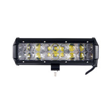4D 9 inch 90W LED Work Light with Cree LED Chips for Offroad Truck Spot Flood Combo Beam 4x4 4WD ATV SUV 12V 24V(China)