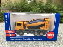 KK01--Siku 1:87 1896 Cement Mixer Metal Engineering Diecast Vehicle New in Box