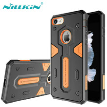 Buy NILLKIN Case Apple iphone 7 Plus 7Plus iphone7 Plus case luxury Defender 2nd Gen Neo Hybrid Tough Armor Slim Phone Cover Bag for $10.43 in AliExpress store