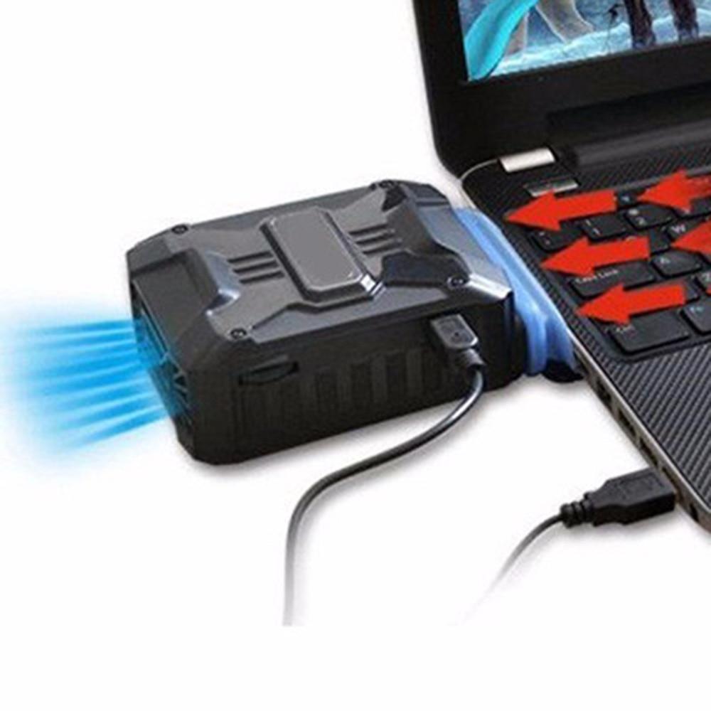 Vacuum Laptop Cooler