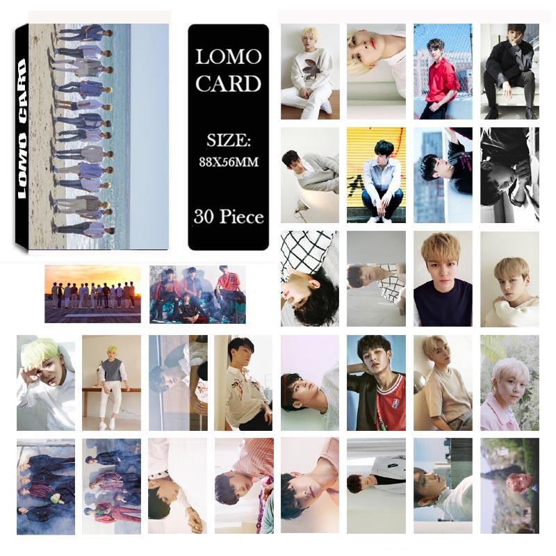 LK503 Seventeen 02LOMO Don't Wanna Cry