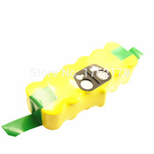 New 14.4V 4500mAh Ni-MH Battery Replacement for Authentic Irobot Roomba 500 600 700 Series Battery 555 595 620 630 650 660 790(China)