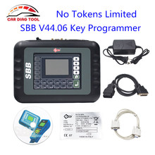 Update Car Key Programmer No Tokens Limited SBB 46.02 Same Function As CK100 V46.02 4602 Auto Key Transponder Diag Universal