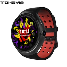 ToHayie Z10 Android 5.1 Wrist Smart Watch Phone MTK6580 1GB 16GB Heart Rate Monitor Smartwatch with 2.0 MP Camera For Men Women(China)