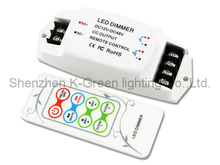 1X New arrival for LED lighting dimmer PMW constant current color temperature controller free shipping