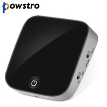 Bluetooth Transmitter Receiver aptx Wireless Stereo Audio Adapter Bluetooth Receiver with TOSLINK/SPDIF AUX 3.5mm ZHQ02