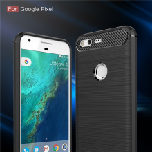For Google Pixel Case Soft Silicone TPU Fundas Armor Back Cover Housing For HTC Google Pixel XL Phone Cases(China)