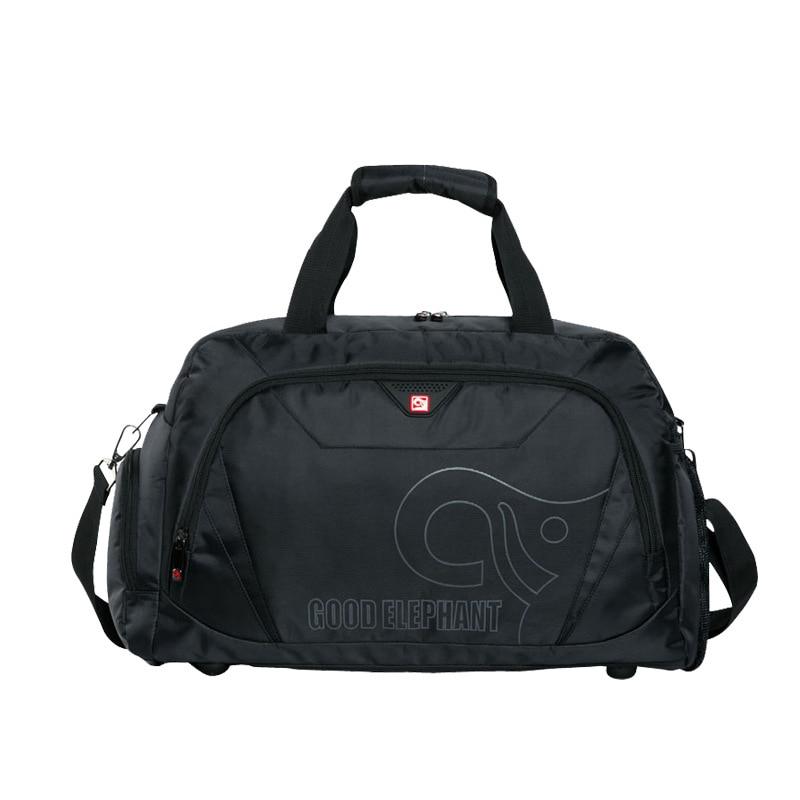 53544cf4552d Quality Large Capacity Sports Gym Bag Men Women Fitness Bag Shoe Storage  Basketball Sport Bag Outdoor