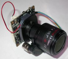 "WDR 1080P AHD / TVI / CVI / CVBS Motorized 2.8-12mm Zoom & Focus LENs 1/2.8"" Sony Exmor IMX290 NVP2450 CCTV camera module(China)"