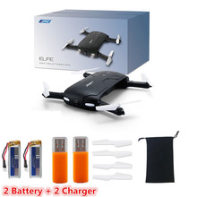 JJRC H37 Elfie Gyro WIFI FPV Quadcopter Selfie Drone Foldable Mini Drones with Camera HD RC Dron Helicopter VS JJRC H36 H31 E50