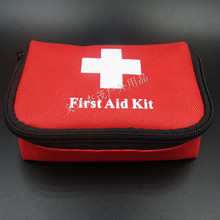 Hot Sell  First aid kit Mini Car first aid kit bag outdoor Emergency Camping Survival Kit Home Medical bag