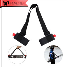 Ski Snowboard Black Handbags Cross Country Skiing Pole Bag Mountain Skiing Snow Board Protection Backpack Ski Shoulder Carrier(China)