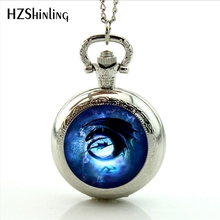 Retro Vintage Awesome Toothless How to Dragon Pocket Watch Steampunk Pendant Awesome Toothless Dragon Pocket Watch Necklace(China)