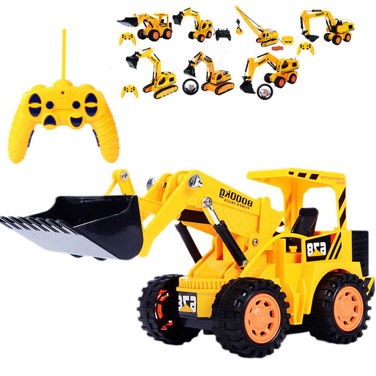 1:10 Large diggers,Engineering excavator vehicles,6 Channels Wireless remote control vehicle,Electric cars toys,free shipping<br>