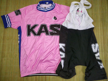 KAS Team Cycling jersey Set Men Summer Breathable Mountain Bike Clothing Racing Bicycle Clothing Sport Suit Cycling gear