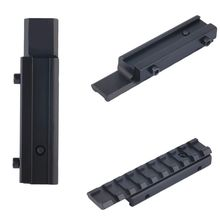 11mm to 20mm Dovetail to Weaver Rail Mount Base Adapter Scope Mount Converter Laser Sight