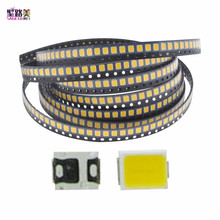 1000pcs/lot white/Warm white LED 2835 Lamp bead 18-20LM SMD 0.2W light emitting diode chip leds 2835 Strip components DC3V-3.2V