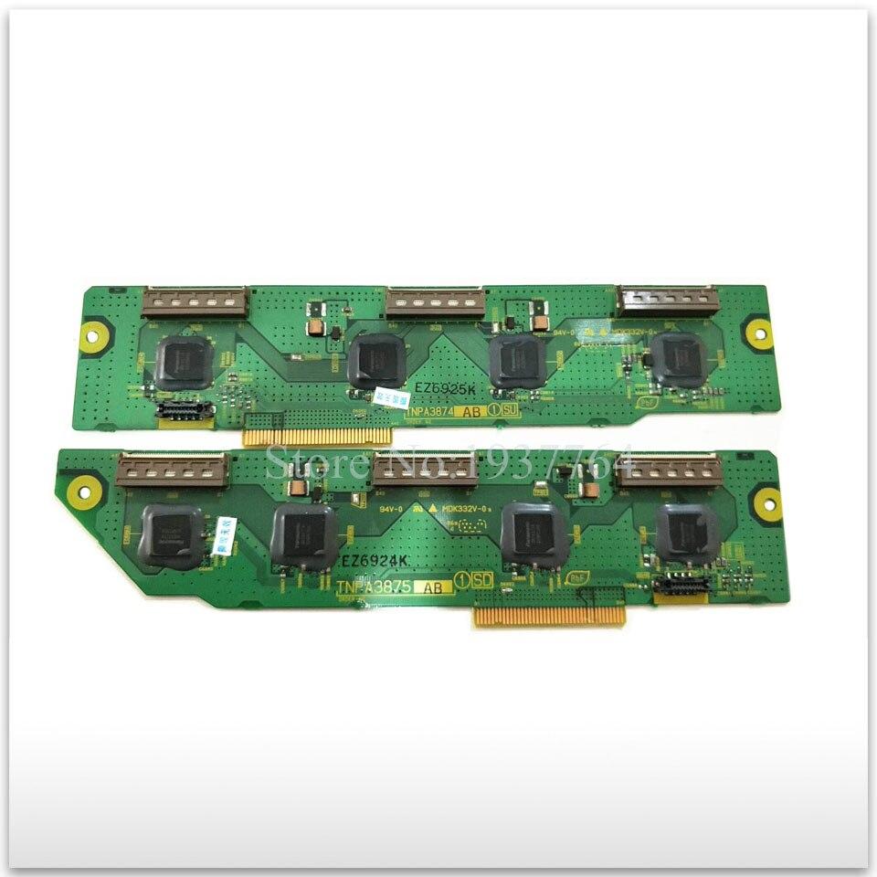 95% new Original used board TH-42PA60C TNPA3874 TNPA3875 AB SD SU board good working<br>