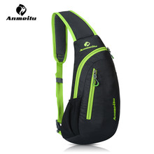 ANMEILU Sport Bags 8L Waterproof Nylon Outdoor Travel Camping Hiking Travel Cycling Backpack Men Women One Single Shoulder Bag