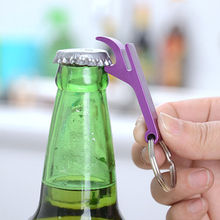 Best Selling Fashion 1 pc New Design Opener Key Chain Beer Bottle Small Beverage Opener Claw Pocket Kitchen Bar Tools