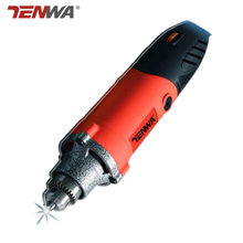 Tenwa 220V Electric Dremel Variable Speed Rotary Tool Mini Drill Power Tools(China)