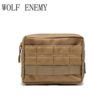4*6 Inch Military Belt Pouch Utility Pouch Cell Phone EDC Pouch Tactical Pocket Organizer Outdoor Waist Bag