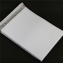 10 Pcs / Pack, 290*380mm White Bubble Envelope Mailer Express Pedded Gift Mailing Paper Bag Envelope