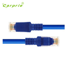 Carprie Blue Ethernet Internet LAN CAT5e Network Cable for Computer Modem Router Hot 17Mar31