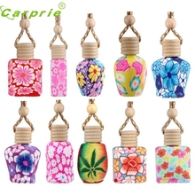 pretty Car-styling Air Freshener The Original Eco-Car Fragrance Bottle Polymer Clay jy27(China)