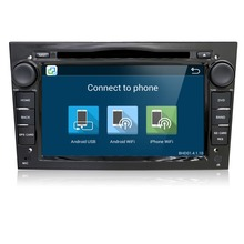 Capacitive Screen 2 Din 7 Inch Car DVD Player For Vauxhall/Opel/Antara/VECTRA/ZAFIRA/Astra H G J Canbus FM GPS BT 1080P Map(China)
