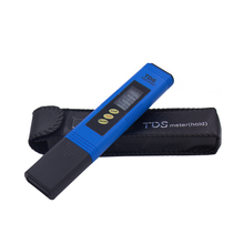 Portable Pen Portable Digital Water Meter Filter Measuring Water Quality Purity Tester TDS Meter Titanium alloy probe 9% off(China)