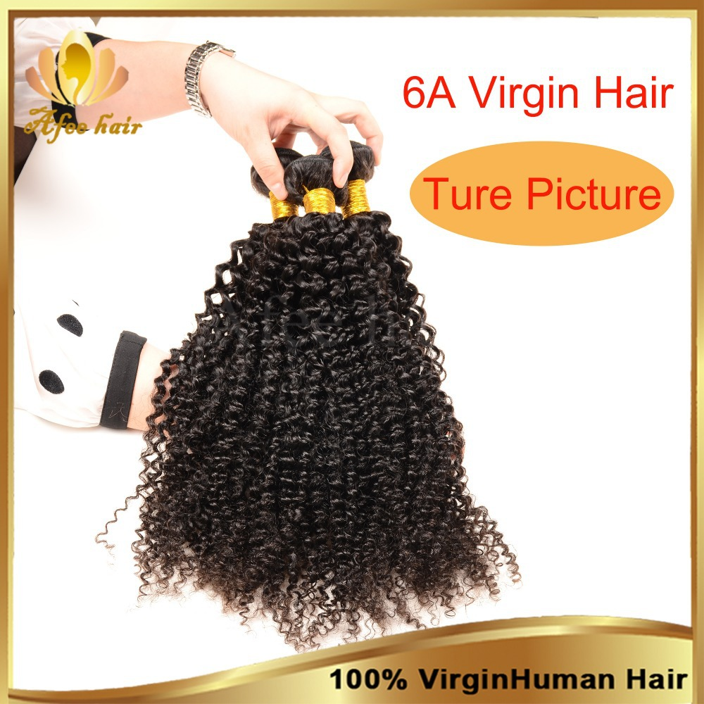 Malaysian Curly Hair 3 Bundles Soft Kinky Curly Virgin Hair,6A Unprocessed Malaysian Virgin Hair Cheap Remy Human Hair Extension<br><br>Aliexpress