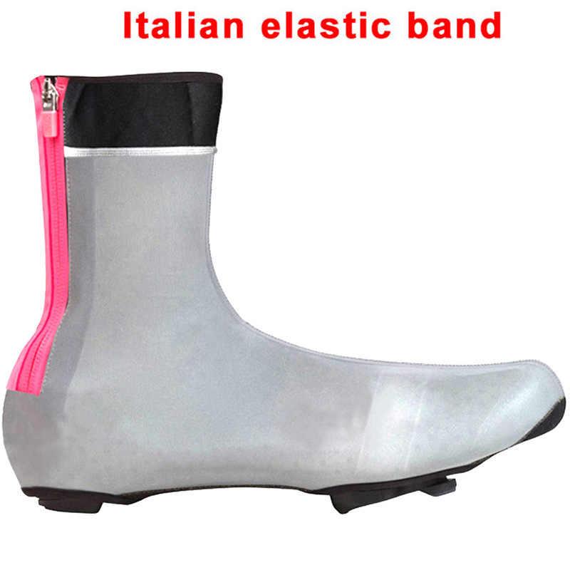 Bicicleta バイクサイクリング靴カバー防水オーバーシューズ雨の