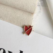 2017 fashion personality simple cupid arrow love love arrow ear pop jewelry clothing best accessories fashion girl gift