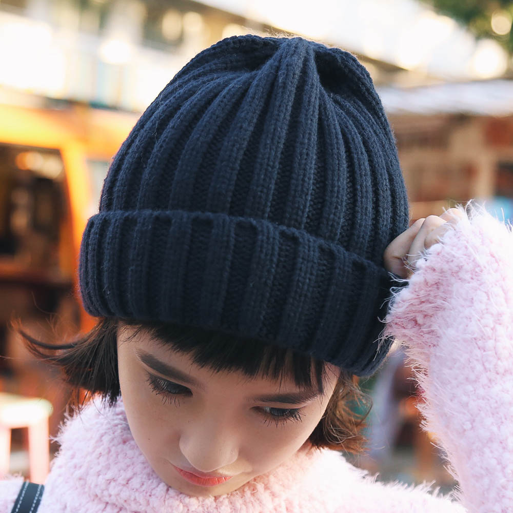 beanies with pompom thick (1)