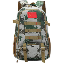 Outerdoor Backpack Military Army Camouflage Tactical  Bags For Hiking Hunting Camping Climbing Travel Sports Back Pack  XA195WD