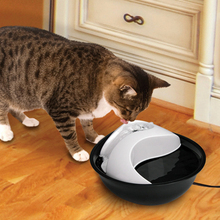 New Pet Drinker Dog Cat Feeder Automatic Feeding Animal Pet Bowl Water Bowl For Pets